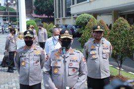 Wakapolri pimpin penyerahan bansos serentak Polri