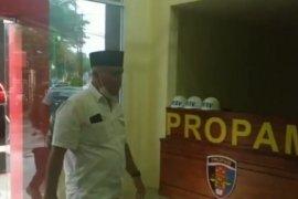 Bupati Aceh Tengah datangi Polres, Kapolres sarankan damai