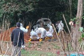 Pemakaman jenazah PDP asal OKU mendapat pengawalan polisi