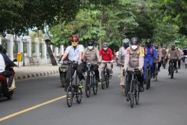 Kapolda Maluku Utara pastikan kamtibmas aman dan kondusif jelang Idul Fitri
