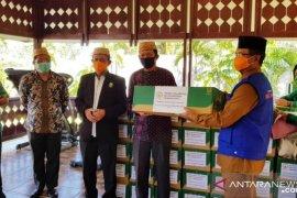 Bone Bolango terima bantuan 278 paket dari DMI