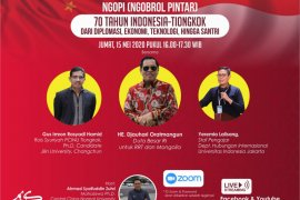 Dubes dorong NU lebih berperan lagi dalam hubungan Indonesia-China