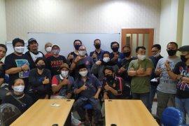 FESMI-KOPHI beri bantuan kepada jurnalis terdampak pandemi COVID-19