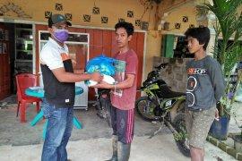 PT SAL bantu jaga ketahanan pangan orang rimba