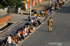 7.964 kasus infeksi baru corona dalam sehari terjadi di India