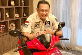 Motor listrik milik Presiden Jokowi dilelang kembali