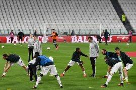 Klub-klub  Serie A sudah bisa latihan berkelompok mulai Senin