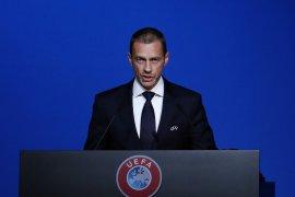 Aleksander Ceferin: UEFA punya rencana konkret untuk rampungkan kompetisi Eropa