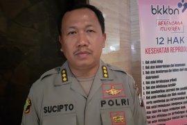 Personel Polresta Padang positif COVID-19 setelah tes swab