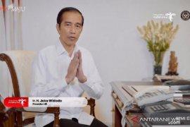 Presiden Jokowi apresiasi Konser Solidaritas Bersama Jaga Indonesia