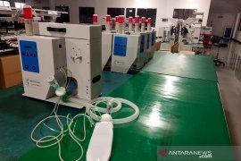 Dua produk ventilator lokal untuk pasien COVID-19 dapat izin edar