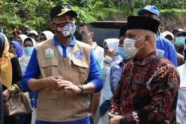Banjir bandang Aceh Tengah, Nova: Jalannya dirubah jadi jembatan