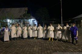 Alumni IPDN Kota  Tarakan jadi relawan pemakaman PDP COVID-19