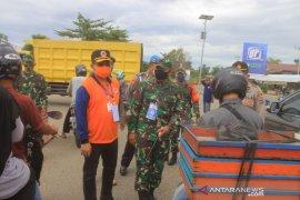 PSBB hari kedua Kabupaten Banjar lancar