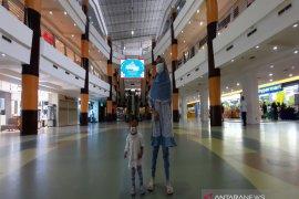 Duta Mall Banjarmasin terapkan pemeriksaan ganda cegah COVID-19