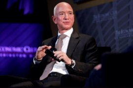 Bos Amazon diperkirakan jadi triliuner pertama dunia