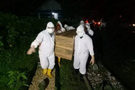 Dua PDP  COVID-19  di Kapuas meninggal
