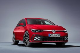 Di tengah pandemi corona,  VW rilis Golf GTI generasi delapan