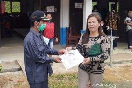 Warga Paranginan Humbahas kembalikan bansos tunai Rp600 ribu