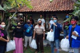 Pospera-KNPI Bali buat Posko Dapur Umum COVID-19
