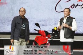 Motor listrik Presiden Jokowi dilelang kembali
