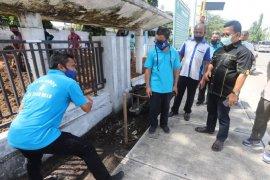 Wali kota sidak posko reaksi cepat PDAM hadapi Lebaran di Banda Aceh