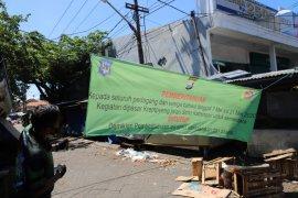 Pasar Simo Kota Surabaya terapkan pengaturan baru bagi pedagang dan pembeli