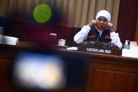 Gubernur Khofifah doakan perawat Ari meninggal dalam keadaan syahid