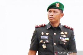Dandim 0116 Nagan Raya ingatkan prajuritnya bijak bermedia sosial