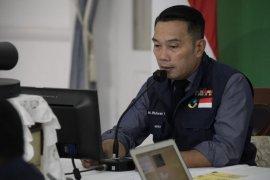 Gubernur Jabar minta Polri/TNI perketat aktivitas warga menjelang Lebaran