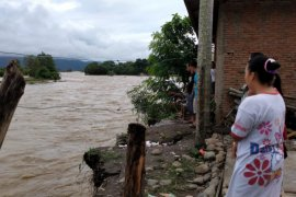 Cuaca ekstrem landa sejumlah wilayah di Aceh hingga Rabu (20/5)