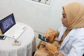Ditengah COVID-19, 181 mahasiswa UISU dilantik menjadi dokter melalui virtual