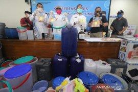 BNNP Jatim bongkar industri sabu-sabu libatkan pemain sepak bola