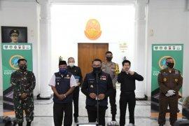 Gubernur sampaikan rekomendasi agar warga Jabar shalat Idul Fitri di rumah
