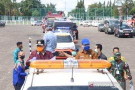 Ketua DPRD ikut konvoi sosialisasi PSBB