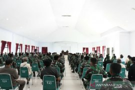 Anggota TNI tewas, Danrem minta personel tahan diri