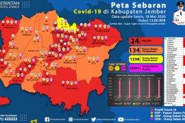 Pemkab Jember jelaskan sumber anggaran COVID-19 senilai Rp479,4 miliar
