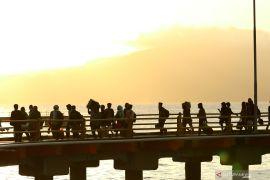 Jumlah penumpang kapal feri di penyeberangan Ketapang-Gilimanuk turun signifikan