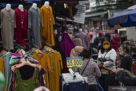 Jokowi: Pemerintah belum keluarkan kebijakan pelonggaran PSBB