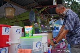Penjualan tempat cuci tangan di Gorontalo meningkat