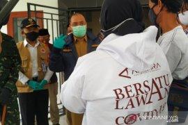 Pemprov Babel laksanakan sidang di tempat bagi pelanggar masker