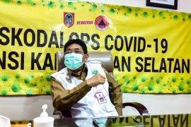 Di Kalsel, kasus COVID-19 capai 438 orang 45 meninggal