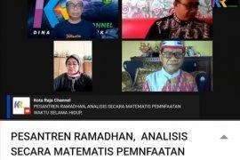Daring pasantren Ramadhan ingatkan pentingnya memanfaatkan waktu