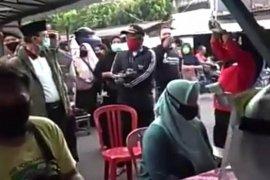 27 pedagang pasar di Ngawi ditemukan reaktif berdasarkan tes cepat