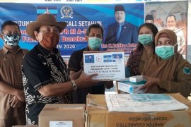 Anggota DPR-RI serahkan bantuan APD untuk tim medis Batanghari