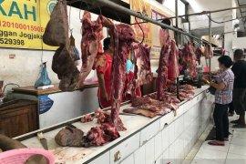 Jelang lebaran, harga daging di Bengkulu naik