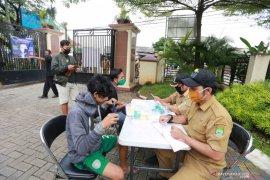 Kurun waktu tiga hari, Pemkot Tangerang catat 2.146 pelanggar PSBB