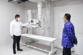 RSUD Kilisuci Kediri dilengkapi fasilitas penunjang rawat pasien COVID-19