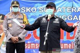 Gubernur Sumsel tegaskan tidak terima TKA selama pandemi corona