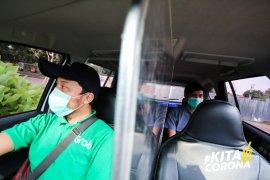Warga terbantu layanan transportasi daring khusus saat pandemi COVID-19